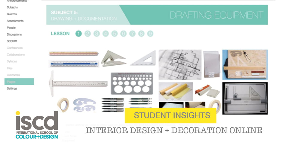 Student insights diploma of interior design decoration for Interior design decoration diploma