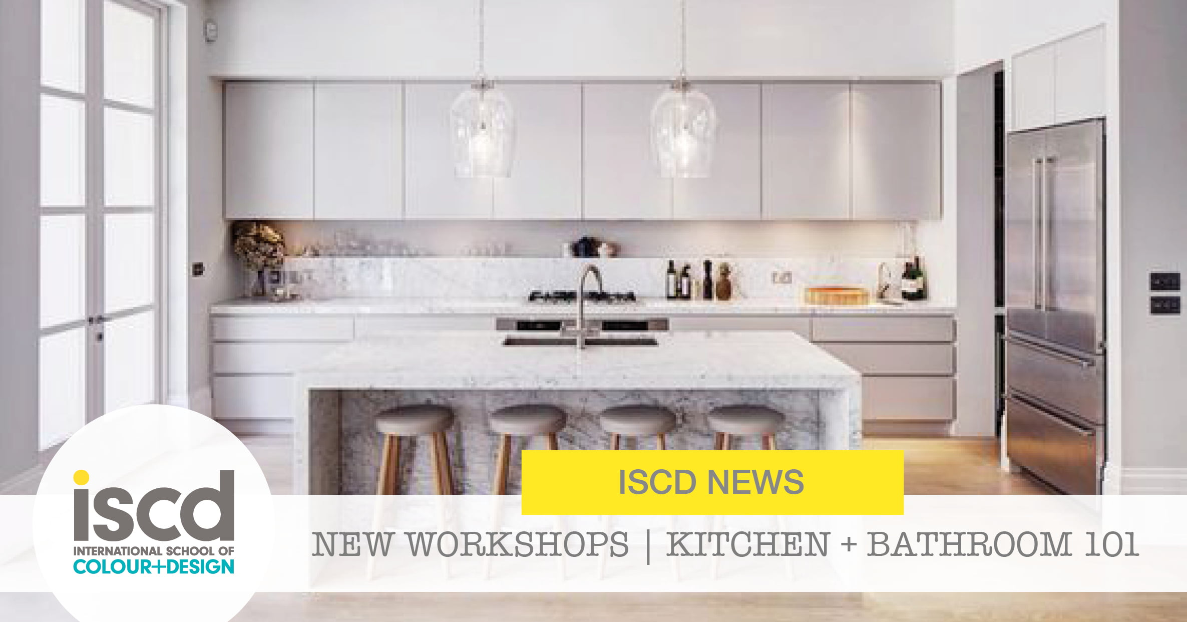 This series includes workshops focused on Kitchen spaces, designing Bathrooms and our iconic Styling 101.