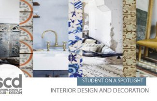 Student Spotlight – Online Diploma of Interior Design and Decoration