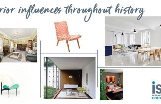 Interior influences throughout history