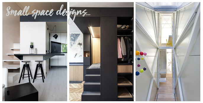 Perfect Tiny Spaces Come In All Shapes And Sizes And Are Used For All Different  Reasons. The Tiny Design World Is A Growing One And We Couldnu0027t Resist  Showing You ...