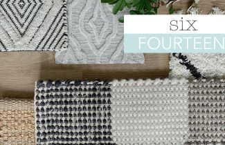 Decorating with Rugs By Kate Bastain & Rebecca Keast – Six Fourteen